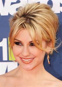 short hair updos picture 13