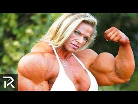 female extrem muscle picture 2