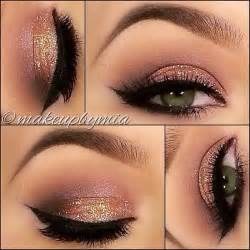 makeup for light skin gold picture 6