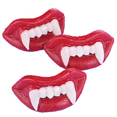 cheap wax lips an teeth candy picture 8