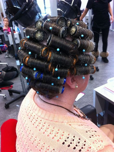 wife forces husband to perm hair picture 7