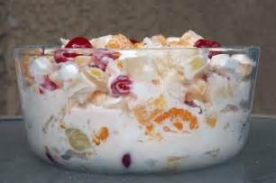 marshmallow ambrosia recipe picture 1