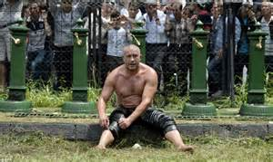 boy fights 06 - oil wrestling - vlaviu picture 3