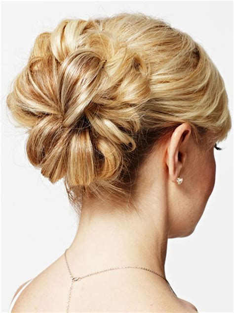 Bridal party hair do's picture 11