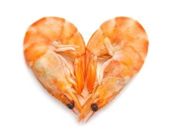 cholesterol and shrimp picture 1