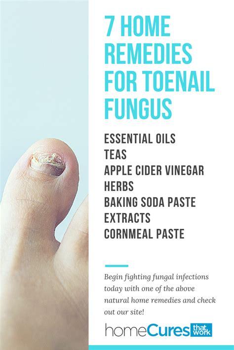 toenail fungus homemade remedy picture 6