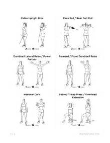 how a woman develops lean muscle picture 5