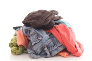 piles of clothes picture 7