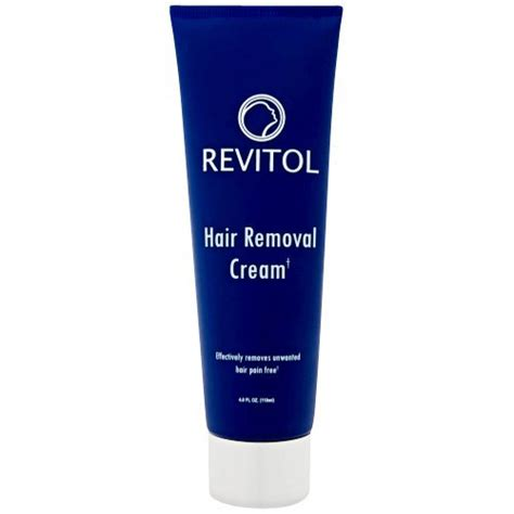 a-revitol hair removal cream 4 oz picture 2