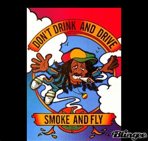 dont drink and drive smoke and fly picture 1
