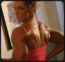 muscle building for women picture 7
