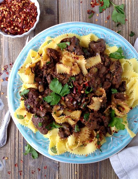 free recipes for italian en liver pasta sauce picture 6