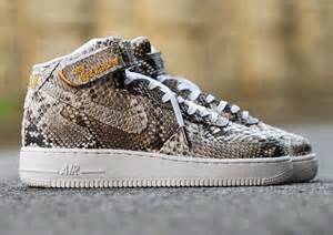 air force 1 mid skin snake picture 15