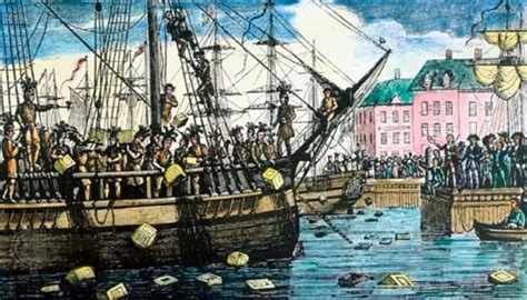 ano ang boston tea party picture 13