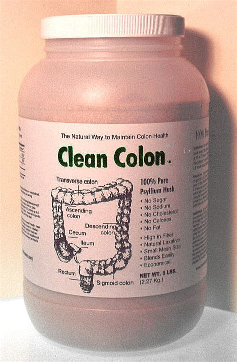 Clean colon picture 2