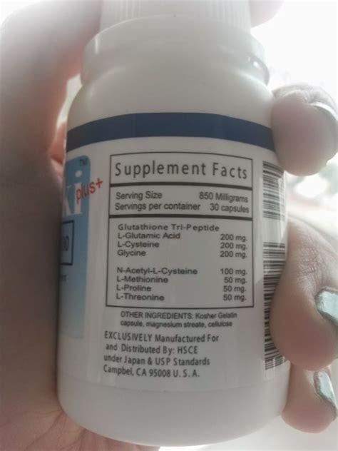 glutathione in mercury drugstore picture 2