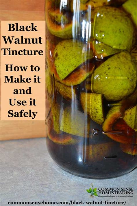 black walnut tincture for h picture 1