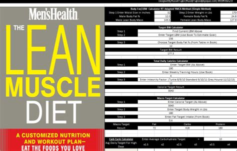 increase lean body m nutrition picture 6