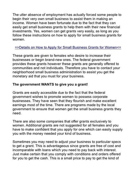 free government grants to start small home business picture 4