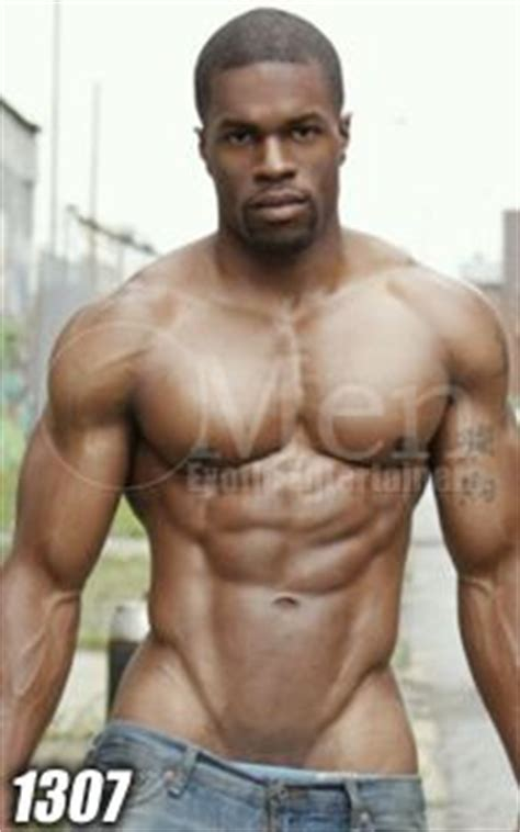 who is the black male stripper with a picture 12