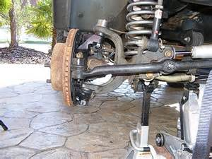 ball joint replacement jeep picture 5