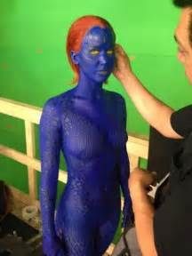 lois griffin with blue skin picture 2