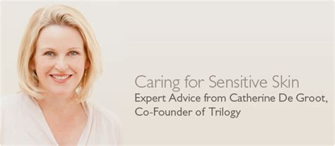 caring for sensitive skin picture 10