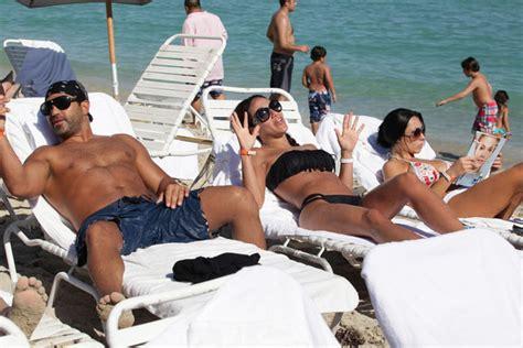straight men get erection in beach public shower picture 8