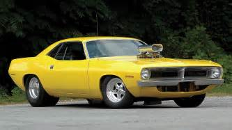 muscle car barracuda picture 6