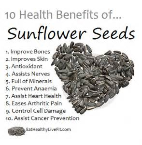 Can eating sunflower seeds raise cholesterol picture 6