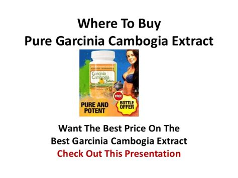where to buy natural garcinia cambogia in the picture 3