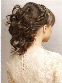 prom hairstyles medium length hair picture 10