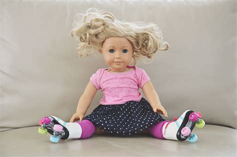 untangling american girl hair picture 2