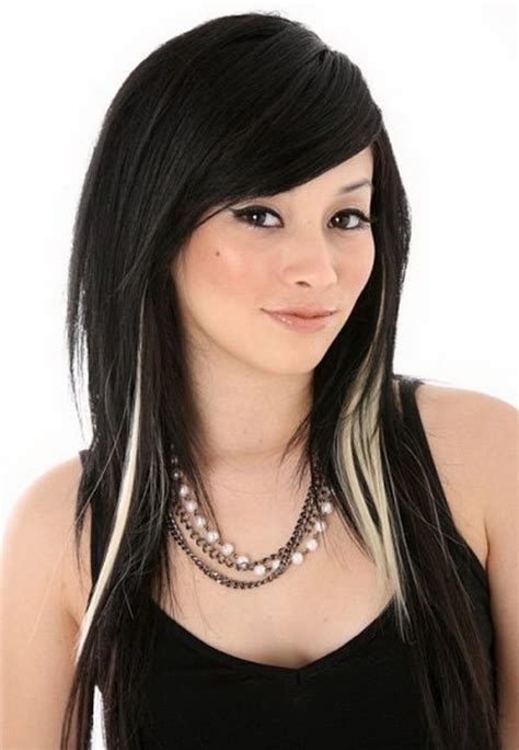 black hair picture 17
