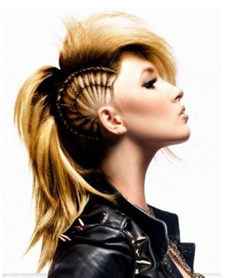 punk hair styles for girls picture 6