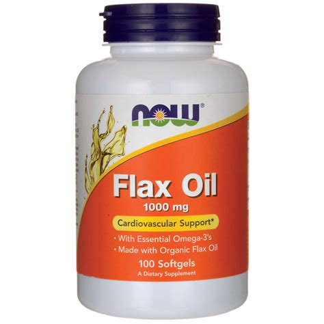 Cholesterol flax oil picture 15