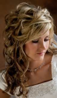 bridesmaid hair styles wedding picture 1