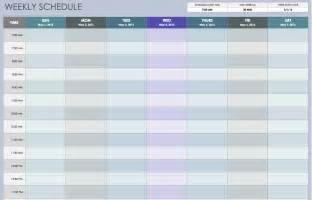 schedule picture 1