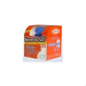 find never scrub toilet bowel cleaner picture 7