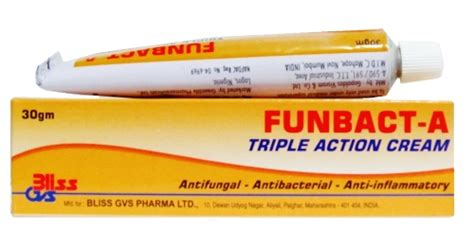 funbact a triple action cream benefit picture 6