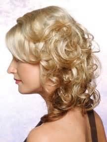 elegant medium length wavy hair down picture 10