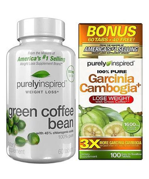 garcinia cambogia purely inspired green coffee bean reviews picture 2