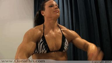 female muscle gif picture 13