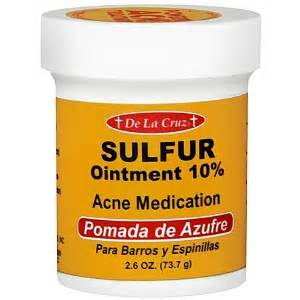 acne topical medincines containing sulfer picture 10