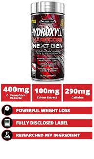 muscle tech hydroxycut hardcor picture 1