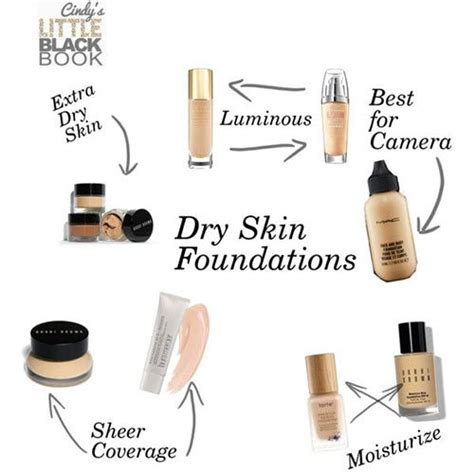 best foundations for dry skin picture 2