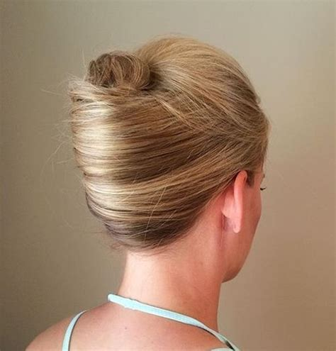 french twist hair styles picture 15