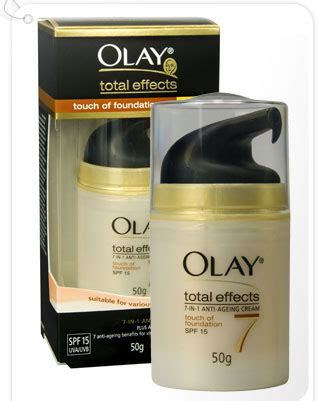 cream olay total efect siang malam picture 6
