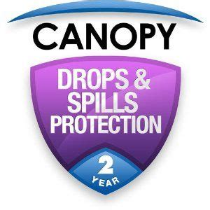 canopy 2-year camera drops & spills protection plan picture 1