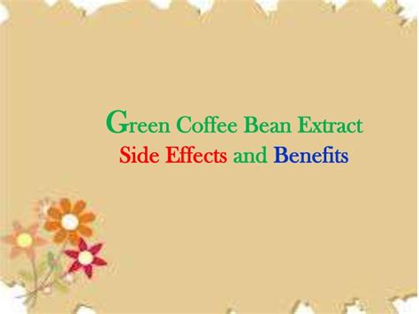 green coffee bean dosage picture 3